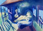 Sale 8427 - Lot 526 - Garry Shead (1942 - ) - The Awakening 65 x 90.5cm