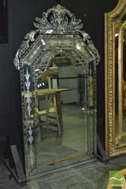 Sale 8390 - Lot 1559A - Venetian Style Mirror