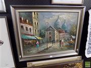 Sale 8474 - Lot 2050 - Artist Unknown (XX) - Sacré-Coeur, Montmarte 60 x 45cm