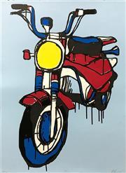 Sale 8451E - Lot 5031 - Jasper Knight (1978 - ) - 110 76 x 56cm (frame size: 93 x 73cm)