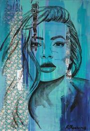 Sale 8916 - Lot 519 - Kristie Stenning (1980 - ) - Kookai 178.5 x 121.5 cm