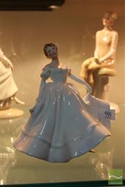 Sale 8288 - Lot 98 - Royal Doulton Figure Nancy