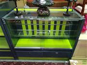 Sale 8562 - Lot 1070 - Modern Display Cabinet (H 121 x W 148 x D 80cm)