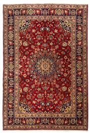 Sale 8715C - Lot 84 - A Persian Mashad, 100% Wool Pile On Cotton Foundation, 290 x 200cm