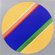 Sale 8723A - Lot 5029 - Sydney Ball (1933 - 2017) - Canto No. XII 68 x 68cm (sheet: 77 x 77cm)