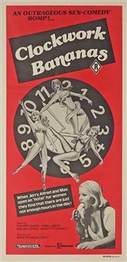 Sale 8822A - Lot 5124 - Clockwork Bananas - 76 x 34.5cm