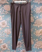 Sale 8474A - Lot 32 - A classic pair of ETRO Italy tailored trousers in grey, very good condition, size 44