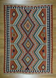 Sale 8657C - Lot 14 - Persian Kilim 280cm x 200cm