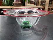Sale 8769 - Lot 1021 - Art Glass Bowl