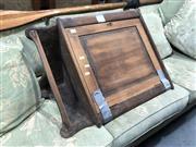 Sale 8822 - Lot 1806 - Small Timber Corner Cabinet