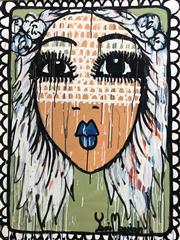 Sale 9072A - Lot 5038 - Yosi Messiah - Beautiful 100 x 75 cm (frame: 104 x 79 cm)