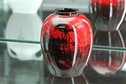 Sale 8288 - Lot 32 - Royal Doulton Flambe Vase