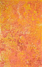Sale 8339A - Lot 530 - Polly Ngale (c1940 - ) - Bush Plum 150 x 96cm