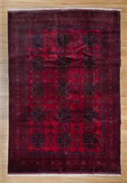 Sale 8559C - Lot 41 - Afghan Khal Mohamadi 300cm x 200cm