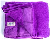 Sale 9003F - Lot 100 - A purple King Size 100% Mohair blanket,  made in Australia