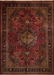 Sale 8353C - Lot 3 - Persian Tabriz 310cm x 395cm