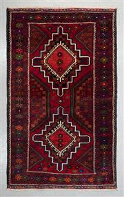 Sale 8499C - Lot 36 - Persian Baluchi 216cm x 116cm