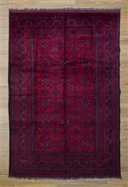 Sale 8559C - Lot 42 - Afghan Khal Mohamadi 300cm x 200cm