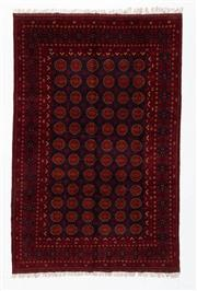 Sale 8760C - Lot 66 - An Afghan Persian Sarough Design , 297 x 200cm