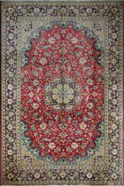 Sale 8353C - Lot 4 - Persian Kashan 415cm x 290cm