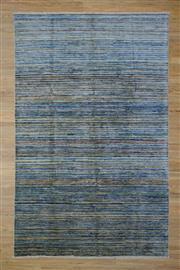 Sale 8559C - Lot 43 - Afghan Chobi Stripe 261cm x 165cm