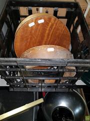 Sale 8582 - Lot 2263 - Box of Vintage Fishing Reels