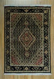 Sale 8657C - Lot 15 - Persian Tabriz 145cm x 97cm
