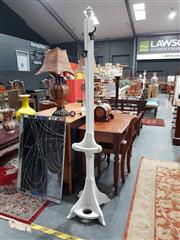 Sale 8889 - Lot 1030 - Timber Coat Rack