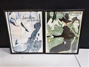 Sale 8958 - Lot 2075 - Pair of Belle Epoque Decorative Prints After Toulouse Lautrec