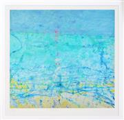 Sale 8427 - Lot 544 - John Olsen (1928 - ) - Rose Fingered Dawn, 2010 77 x 82cm (frame size: 93 x 97cm)