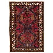 Sale 8860C - Lot 1 - An Antique Caucasian Seychour Rug, Crica 1930, in Handspun Wool 190x130cm