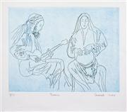 Sale 8347A - Lot 11 - Judy Cassab (1920 - 2015) - Trance, 2000 24.5 x 32.5cm