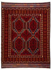 Sale 8715C - Lot 66 - A Persian Sumak Hand Woven Wool, 280 x 190cm