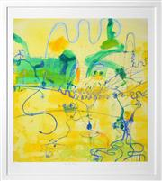 Sale 8411A - Lot 5042 - John Olsen (1928 - ) - The Frog Dance 85 x 80cm