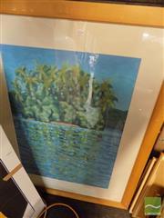 Sale 8461A - Lot 2054 - Paul Haggith (XX) (4 works) - Beachscapes 52.5 x 74cm, each
