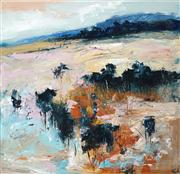 Sale 8549 - Lot 519 - Cheryl Cusick - A Place in the Country 101.5 x 101.5cm