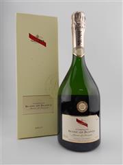 Sale 8479 - Lot 1852 - 1x NV GH Mumm Mumm de Cramant Blanc de Blancs Brut, Champagne - in box