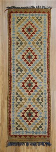 Sale 8559C - Lot 46 - Persian Chobi Kilim 190cm x 60cm
