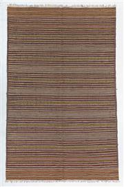 Sale 8760C - Lot 81 - A Very Fine Persian Sumak Hand Woven Wool, 265 x 195cm