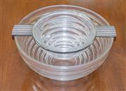 Sale 8346A - Lot 36 - A Riedel glass caviar bowl, D 20cm