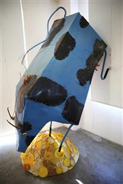 Sale 8825A - Lot 65 - Ian Swift - Rodeo Mouse, c2009-10 276 x 200 x 95cm