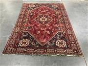 Sale 9059 - Lot 1026 - Red Tome Persian Rug (300 x 210cm)