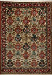 Sale 8353C - Lot 8 - Persian Tabriz 363cm x 253cm