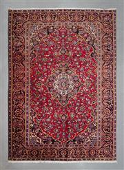 Sale 8499C - Lot 38 - Persian Kashan 350cm x 255cm