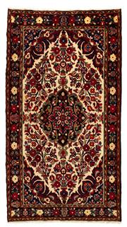Sale 8715C - Lot 97 - A Persian Hamadan Classed As Village Rugs, Wool On Cotton Foundation, 290 x 163cm