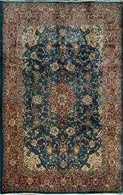 Sale 8353C - Lot 9 - Persian Kashan 340cm x 223cm