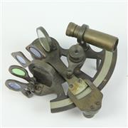 Sale 8412A - Lot 13 - Sextant width - 11cm