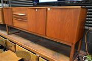 Sale 8511 - Lot 1017 - McIntosh Dungiven Teak Sideboard