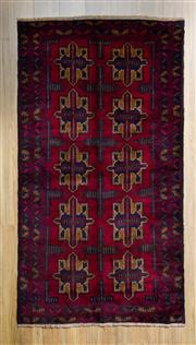 Sale 8559C - Lot 49 - Persian Baluchi 216cm x 116cm