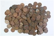 Sale 8835C - Lot 82 - Large Collection of Australian Half Pennies Incl. Queen Elizabeth II and 1942-1952 Examples